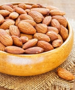 Hạt hạnh nhân giúp tăng khả năng hấp thụ dinh dưỡng của cơ thể