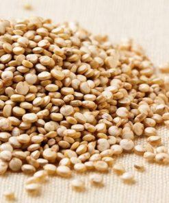 Saponin trong hạt quinoa sẽ kháng khuẩn, thúc đẩy để các vết thương ngoài da mau lành