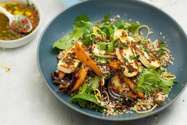 Bạn có thể làm nhiều món ăn vừa ngon vừa bổ dưỡng từ hạt diêm mạch