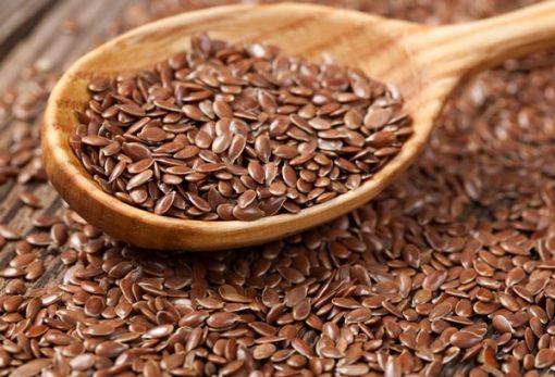 9 công dụng của hạt lanh với sức khỏe