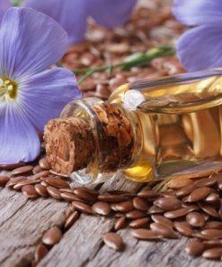 Hạt lanh là nguồn cung cấp axit béo omega 3 dồi dào